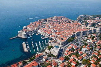 Dubrovnik, 30.08.2012 - Panoramske fotografije Dubrovnika i okolice iz zraka